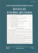 Revista del Instituto Argentino de Estudios Aduaneros